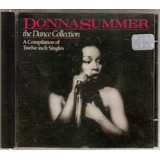 Cd Donna Summer   The Dance Collection   Novo