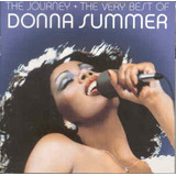 Cd Donna Summer   The Journey Very Best Of