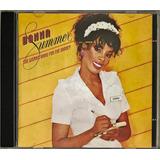 Cd Donna Summer She Words Hard For The Money 1989 1ª Ed   D2