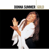 Cd Donna Summer The Definitive Collection Gold Duplo Lacrado