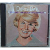 Cd Doris Day   16 Most Requested Songs   1992