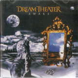 Cd Dream Theater   Awake  novo Lacrado