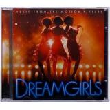 Cd Dreamgirls 2006 Trilha Sonora Filme Em Busca De Um Sonho