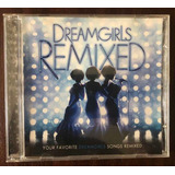 Cd Dreamgirls Soundtrack Remixed Beyoncé