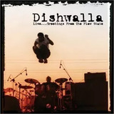 Cd Dual Disc Dishwalla Live    Greetings From The Flow State