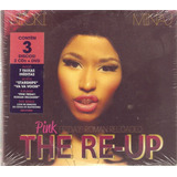 Cd Duplo   Dvd Nicki Minaj   The Re up   Pac