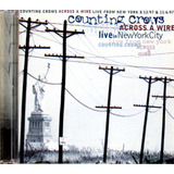 Cd Duplo   Counting Crows   Across A Wire  1998   excelente