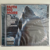 Cd Duplo   Faith No More The Very Best Greatest Hits   Novo