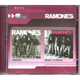 Cd Duplo   Ramones   Ramones Rocket To Russia