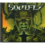 Cd Duplo   Soulfly   To God  The Most High   Novo Lacrado