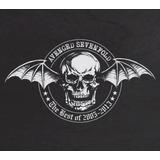 Cd Duplo  Avenged Sevenfold   The Best Of 2005   2013