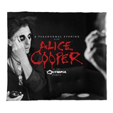 Cd Duplo Alice Cooper   A Paranormal Evening At The Olympia