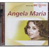 Cd Duplo Ângela Maria   Bis   Cantores Do Rádio