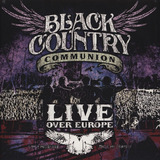 Cd Duplo Black Country Communion   Live Over Europe  981294