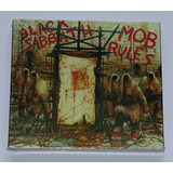 Cd Duplo Black Sabbath   Mob Rules Deluxe Edition Digipack