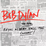 Cd Duplo Bob Dylan   The Real Royal Albert Hall 1966 Concert