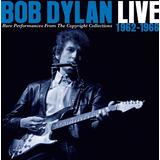 Cd Duplo Bob Dylan Live 1962 1966 Rare Performances Lacrado