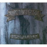 Cd Duplo Bon Jovi   New Jersey   Novo