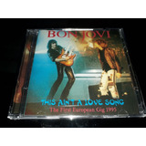 Cd Duplo Bon Jovi The First European Gig 1995