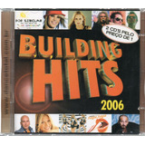 Cd Duplo Building Hits 2006 Bob Sinclar Kasino Lasgo