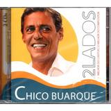 Cd Duplo Chico Buarque   2 Lados