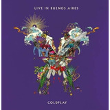 Cd Duplo Coldplay Live In Buenos Aires