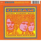 Cd Duplo Cream ¿ Royal Albert Hall   London  may 2 3 5 6 05