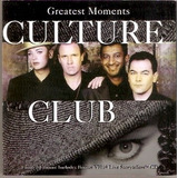 Cd Duplo Culture Club   Greatest Moments   Novo