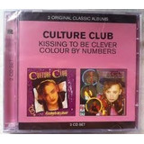 Cd Duplo Culture Club   Kissing   Colour By Numbers  novo
