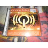 Cd Duplo Dance Total Verão 2008 No Tone Eric Prydz Bob Sincl