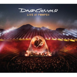 Cd Duplo David Gilmour   Live At Pompell  993212