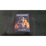 Cd Duplo Digibook Iron Maiden the Book Of Souls:live Chapter