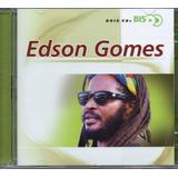 Cd Duplo Edson Gomes   Série Bis   28 Músicas