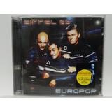 Cd Duplo Effiel 65 Europop Australiano Com Bonus E Videos
