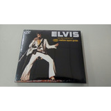 Cd Duplo Elvis Presley  as Recorded At Madison Square Garden