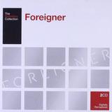 Cd Duplo Foreigner The Definitive Collection  2006   Lacrado