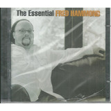 Cd Duplo Fred Hammond The Essential Sony Music 2007 Lacrado
