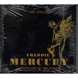 Cd Duplo Freddie Mercury   Messenger Of The Gods The Singles