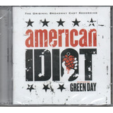Cd Duplo Green Day   American Idiot