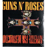 Cd Duplo Guns N  Roses   Apetite For Destruction Deluxe Ed