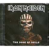Cd Duplo Iron Maiden   The Book Of Souls   Lançamento Novo