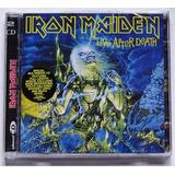 Cd Duplo Iron Maiden Live After Death Europeu Lacrado Import