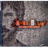 Cd Duplo James Blunt   All The Lost Souls  Deluxe Edition