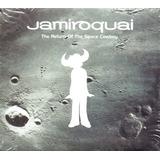Cd Duplo Jamiroquai   The Return Of Space Cowboy
