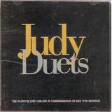 Cd Duplo Judy Garland   Judy Duets   Importado   Semi Novo