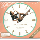 Cd Duplo Kylie Minogue   Step Back In Time Pop Precision  uk