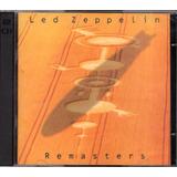 Cd Duplo Led  Zeppelin   Remasters   26 Músicas