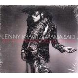 Cd Duplo Lenny Kravitz Mama Said 21st Original Lacrado