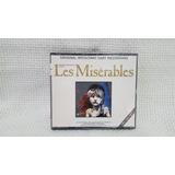 Cd Duplo Les Miserables Original Broadway Cast Recording