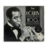 Cd Duplo Louis Armstrong   100th Birthday Anthology Importad